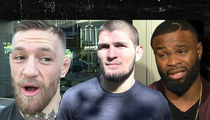 Conor McGregor Will Get Wrecked By Khabib, Says Tyron Woodley