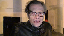 Larry King Says Chill On 'Cotton-Picking,' Take It As Compliment