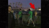 Justin Bieber Yodels at Coachella after Hearing Mason Ramsey