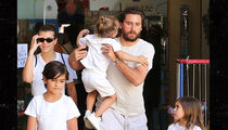 Scott Disick Co-Parents with Sofia Richie While Kourtney Parties at Coachella