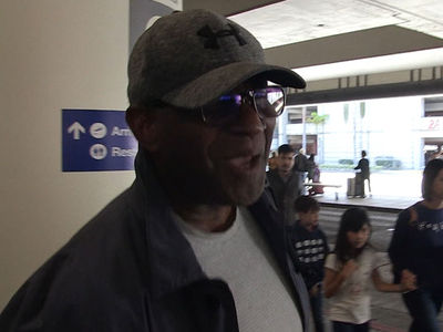Viola Davis' Husband Julius Tennon Says Prowlers Got Lucky