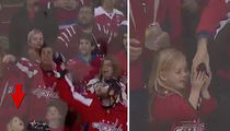 NHL's Brett Connolly Gives Puck to Little Girl In Best Video Ever