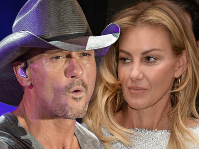 Tim McGraw and Faith Hill Stand with Ed Sheeran, WE Didn't Steal 'Rest of Our Life'