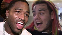 Adrien Broner Didn't Cancel NY Event Over Tekashi69 Threat, Showtime Says