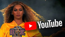 Beyonce's Coachella Performance Sets YouTube Live Stream Record