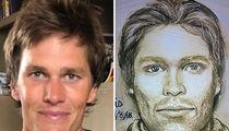 Stormy Daniels' Sketch Man Is Tom Brady?
