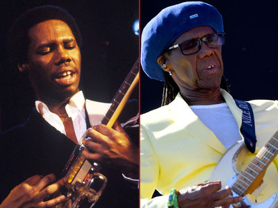 Nile Rodgers -- Good Genes or Good Docs?