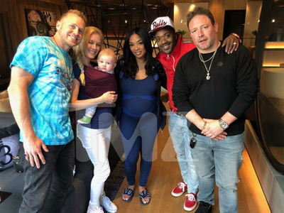 Ray J and Princess Love Score VH1 Baby Special With Heidi and Spencer Pratt