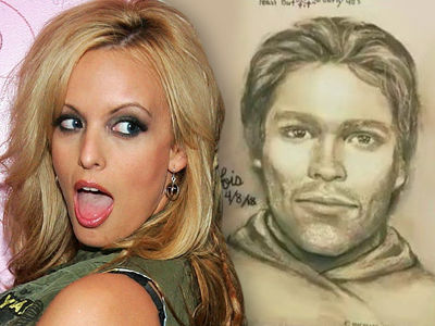 Stormy Daniels Has Received More Than a Thousand Tips on Mystery Man Sketch