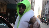 Safaree Samuels Avoids Buying Jewelry After Armed Robbery