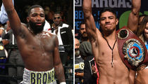 Adrien Broner vs. Jessie Vargas ... Who'd You Rather?!