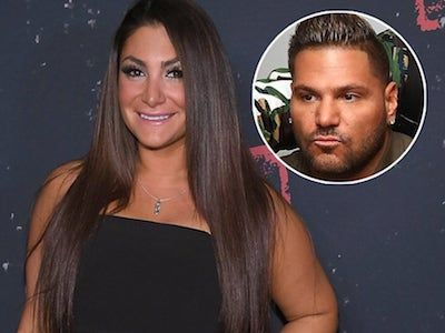 Did Ronnie CHEAT on His Baby Mama While Filming 'Jersey Shore'? Deena Cortese SPILLS (Exclusive)