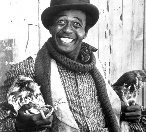 Ben Vereen is best known for playing cockfighting trainer 'Chicken' George Moore -- opposite Olivia Cole and Ian McShane -- in the '70s television series 'Roots.'