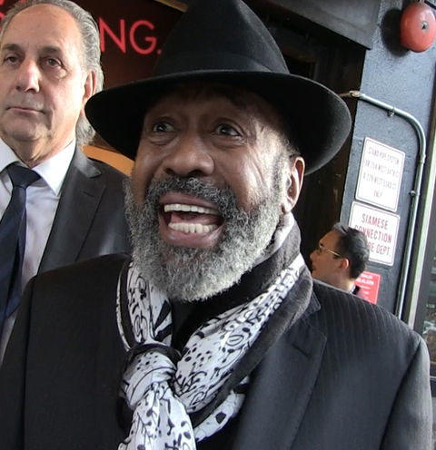 Ben Vereen -- now 71 years old -- was spotted recently looking fuzzy.