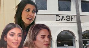 Kardashians Closing DASH Stores