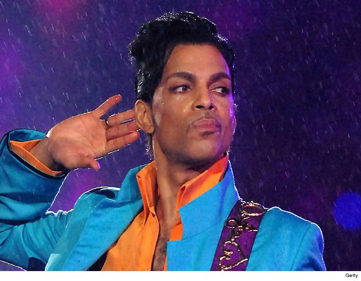Unreleased album of Prince music will be available in Sept