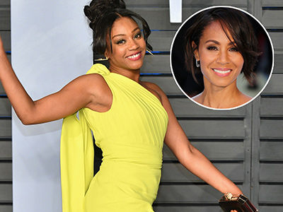 Tiffany Haddish's PERFECT Response to Jada Pinkett Telling Her She 'Shouldn't Have Knockoff' Fashion