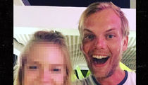 Avicii Smiling with Fans in His Final Days