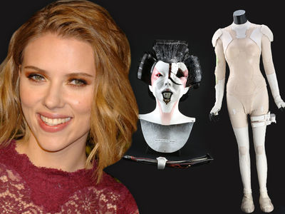 Scarlett Johansson's 'Ghost in the Shell' Costume is Up For Grabs