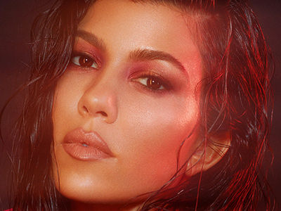 Kourtney NAKED In New V Magazine Photo Shoot -- Her Body Looks INSANELY Hot!
