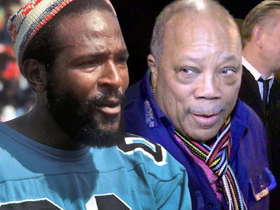 Marvin Gaye's Son Denies Father Got It On With Marlon Brando