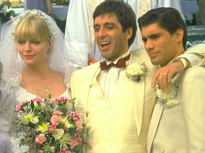 'Scarface' Cast Reunites 35 YEARS Later -- Wow, You Gotta See Michelle Pfeiffer NOW!