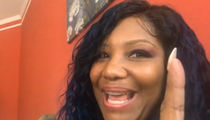 Traci Braxton Doing Solo Tour After Getting Dropped from Toni's