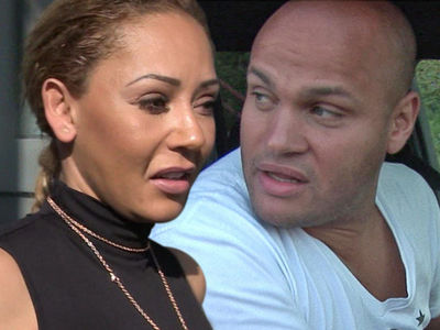 Mel B and Stephen Belafonte Slash Price on Hollywood Hills Home