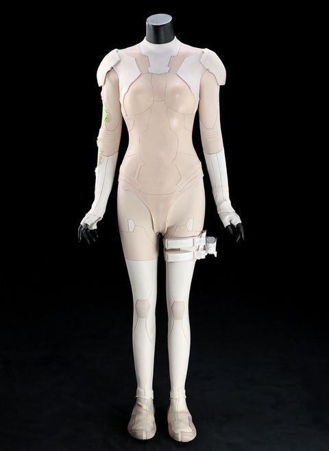 Major's (ScarJo) Stage Three Thermoptic Suit