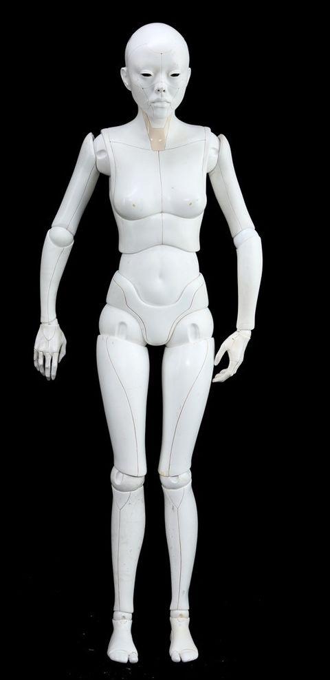 Geisha Bot Body