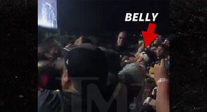 Rapper Belly Punched Repeatedly by Coachella Security During The Weeknd's Set