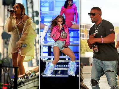 Celebs Flock to Coachella Week 2 to Catch Beyonce