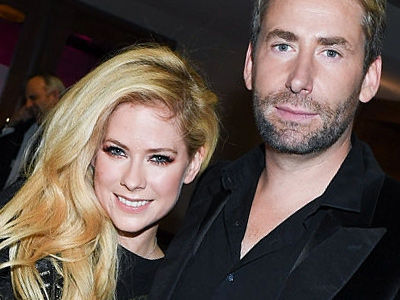 Avril RESURFACES at First Red Carpet In 2 YEARS -- WOW, Wait'll You See Her Now!