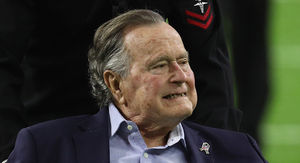 President George H.W. Bush Hospitalized 1 Day After Barbara's Funeral
