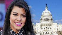 Kourtney Kardashian To Meet With Congress Over Cosmetics Regulation