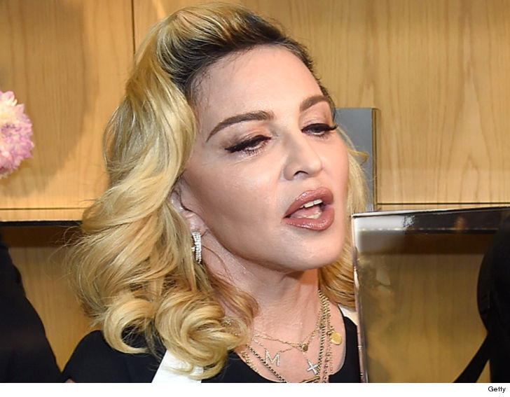 Madonna Loses a Bid to Prevent Auction of Personal Memorabilia