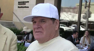 Pete Rose Is a High Stakes Degenerate Gambler, Wife Claims
