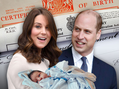 Good Bet Kate Middleton & Prince William Name Royal Baby Arthur