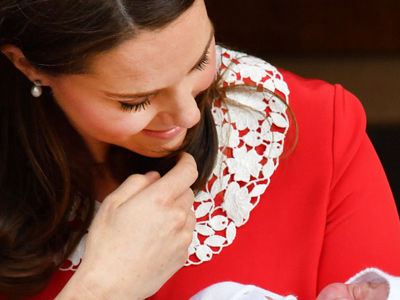 EVERY Must-See Photo of the Royal Baby's Adorable Face & How Debut Compares to Siblings'