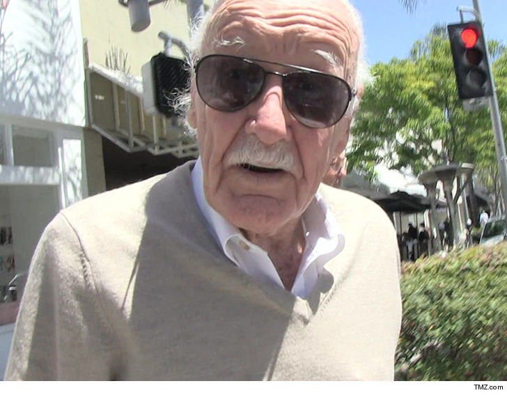 Massage Therapist Sues Marvel Comics' Stan Lee For Alleged Sexual Misconduct