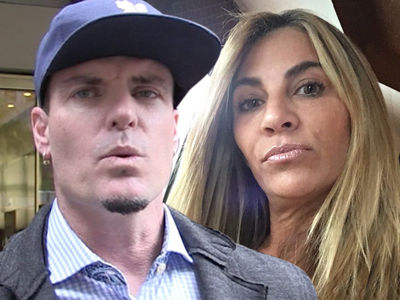 Vanilla Ice's Ex Doesn't Want Him Selling Any More of Their Stuff