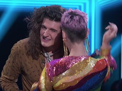 Katy Perry FANGIRLS Over 'American Idol' Contestant So Hard She Asks for HIS HAIR