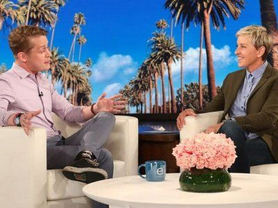 Why Macauley Culkin Won't Watch 'Home Alone' Over the Holidays and 4 More 'Ellen' Highlights