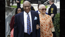 Bill Cosby's Wife Camille's First Appearance in Sexual Assault Retrial