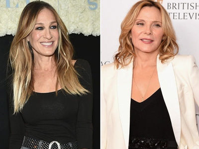 Sarah Jessica Parker Swears 'THERE IS NO CATFIGHT' With Kim Cattrall