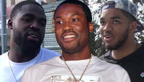 Athletes React to Meek Mill's Prison Release