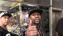 Floyd Mayweather's Happy for Meek Mill, 'Deserves to Be Home'
