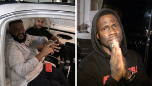 DJ Khaled and Kevin Hart Go to War Over Heat vs. 76ers!!!