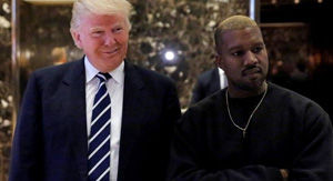 Kanye West professes 'love' for Donald Trump, criticizes Obama, radio host says