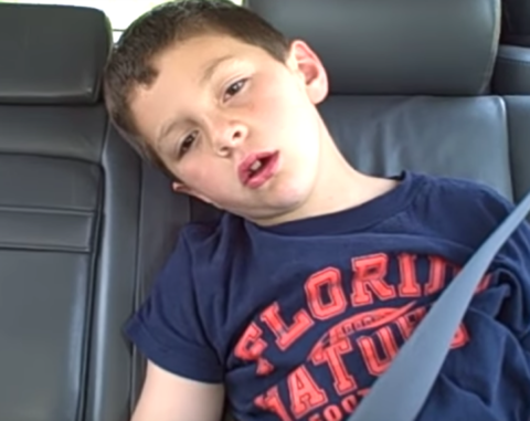 David DeVore is best known for his video 'David After Dentist'